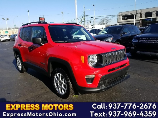 2019 Jeep Renegade in Dayton, OH