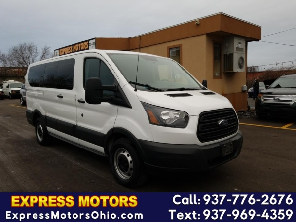 2015 Ford Transit Passenger Wagon T-150 XLT with Swing-Out