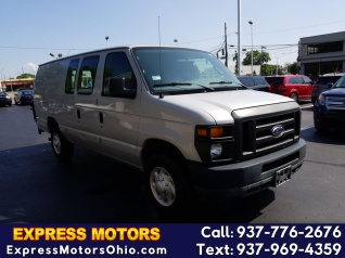 Used Ford Econoline Cargo Vans for Sale | TrueCar