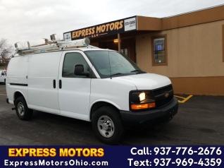 b3eb4f9cb7 2013 Chevrolet Express Cargo Van 3500 RWD SWB for Sale in Dayton