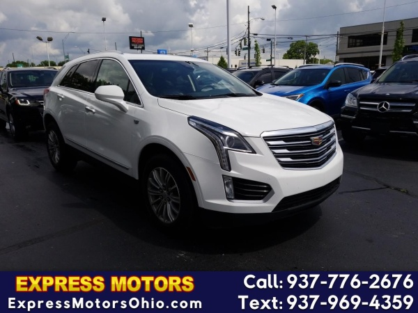 2017 Cadillac XT5 in Dayton, OH