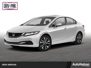 2017 Honda Civic Ex Sedan Automatic For In Buford Ga