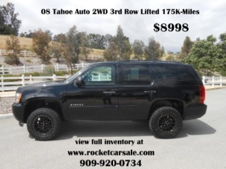 2008 Chevrolet Tahoe Ls Rwd For In Rancho Cucamonga Ca