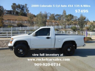 Used Chevrolet Colorado For Sale In Los Angeles Ca 142 Used