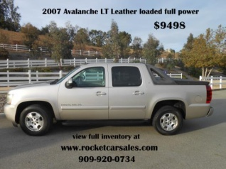 2007 Chevrolet Avalanche 1500 Lt With 1lt 4wd For In Rancho Cucamonga Ca