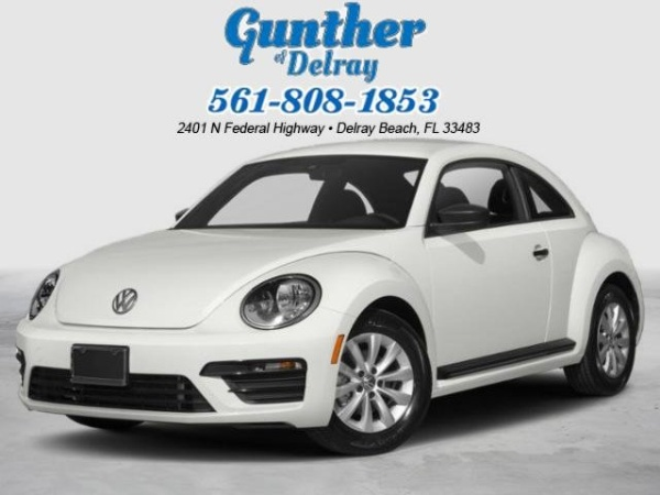 2019 Volkswagen Beetle In Delray Beach Fl