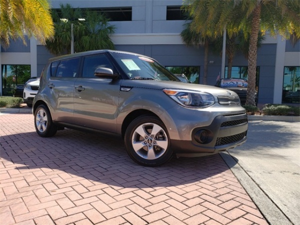 2017 Kia Soul in Ft. Lauderdale, FL