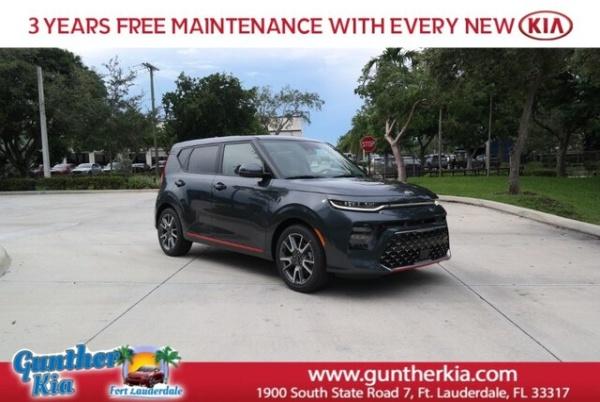 2020 Kia Soul in Ft. Lauderdale, FL
