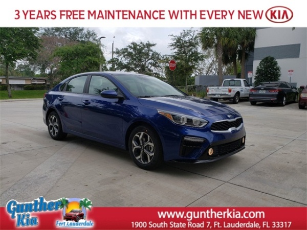 2020 Kia Forte in Ft. Lauderdale, FL
