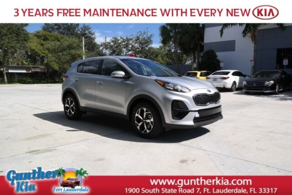 2020 Kia Sportage in Ft. Lauderdale, FL