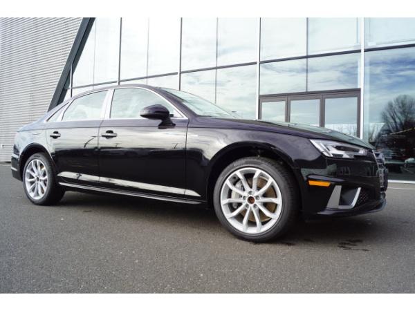 2019 Audi A4 Premium Plus