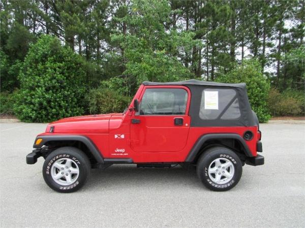 2004 Jeep Wrangler in Smithfield, NC