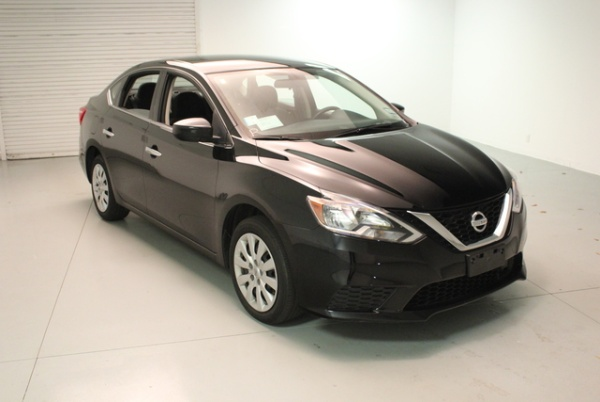 2018 Nissan Sentra in Fayetteville, NC