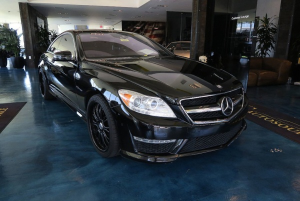 2012 Mercedes-Benz CL in Costa Mesa, CA