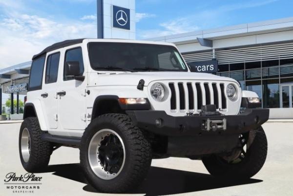 2018 Jeep Wrangler in Grapevine, TX