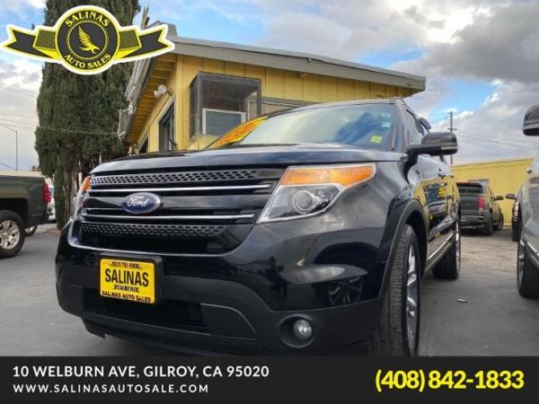 2012 Ford Explorer in Watsonville, CA