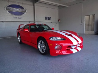 Dodge Vipers For Sale >> Used Dodge Vipers For Sale Truecar