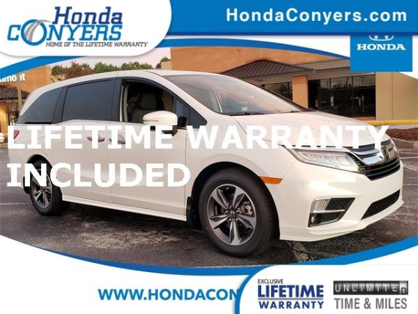2020 Honda Odyssey in Conyers, GA