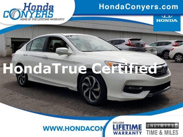 2017 Honda Accord in Conyers, GA