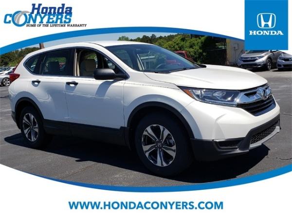 Honda Of Conyers >> 2019 Honda Cr V Lx Fwd For Sale In Conyers Ga Truecar