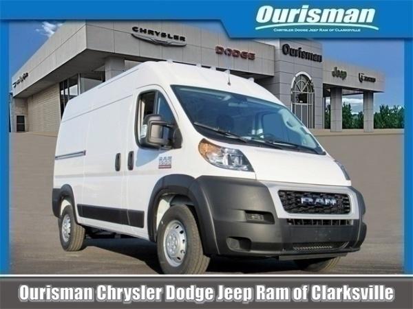 2020 Ram ProMaster Cargo Van in Clarksville, MD