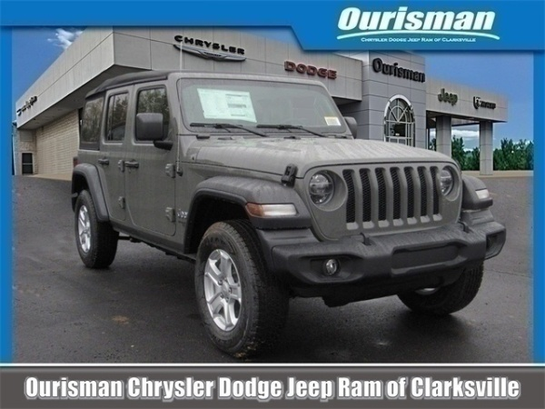 2020 Jeep Wrangler in Clarksville, MD