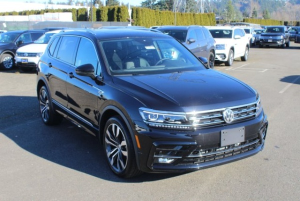 2019 Volkswagen Tiguan SEL Premium R-Line