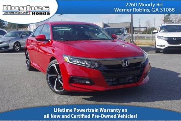 2019 Honda Accord Sport 1 5t Cvt For Sale In Warner Robins Ga Truecar