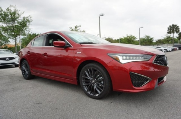2019 Acura ILX in Pembroke Pines, FL