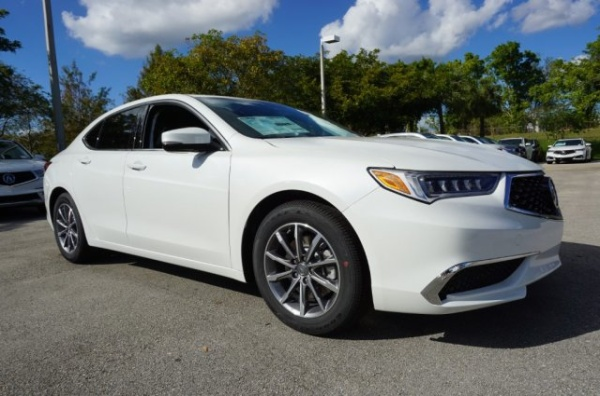 2019 Acura TLX 2.4L FWD
