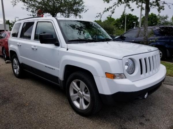 2015 Jeep Patriot in Pembroke Pines, FL
