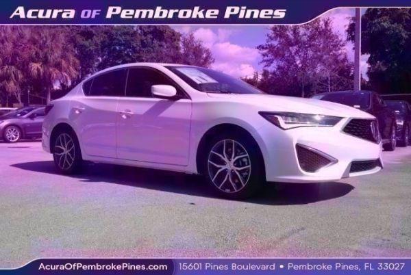 2020 Acura ILX in Pembroke Pines, FL