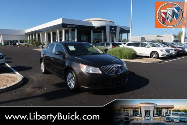 2013 Buick LaCrosse in Peoria, AZ