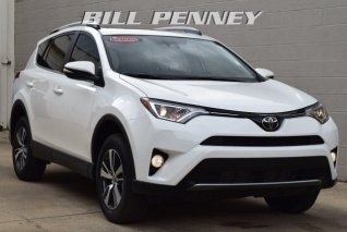 Used 2018 Toyota RAV4 XLE FWD For Sale In Huntsville, AL