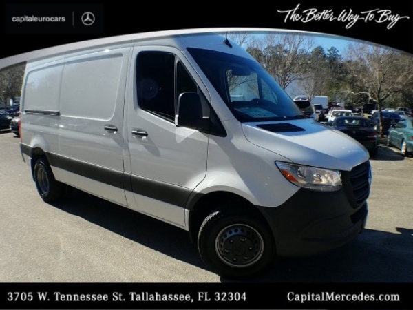 2019 Mercedes-Benz Sprinter Crew Van 2500