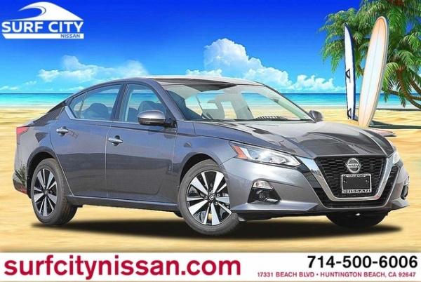 2020 Nissan Altima in Huntington Beach, CA