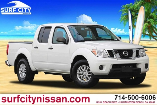 2017 Nissan Frontier in Huntington Beach, CA