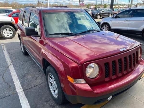 2014 Jeep Patriot in Augusta, GA