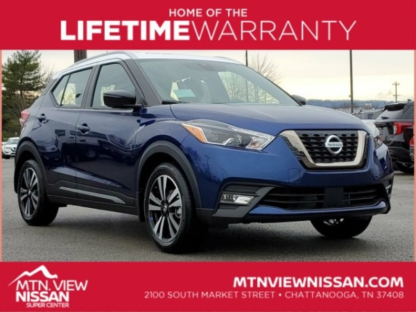 2020 Nissan Kicks in Chattanooga, TN