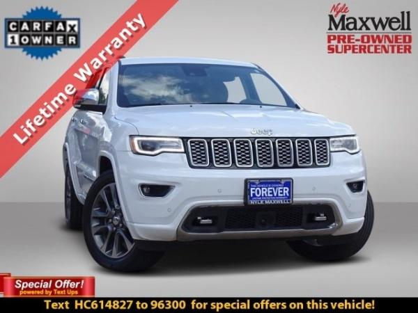 2017 Jeep Grand Cherokee in Austin, TX