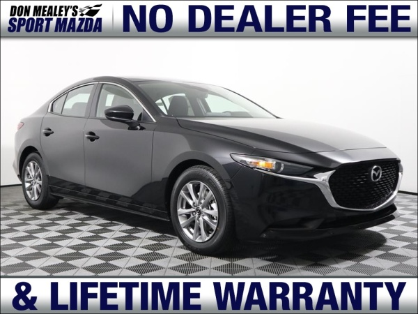 2019 Mazda Mazda3 4-Door Automatic FWD