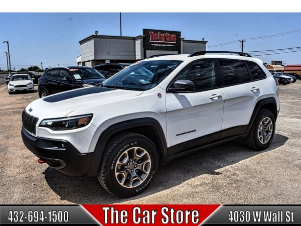 2020 Jeep Cherokee in Midland, TX