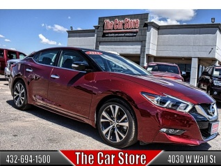 Used 2017 Nissan Maxima 3.5 SL For Sale In Midland, TX