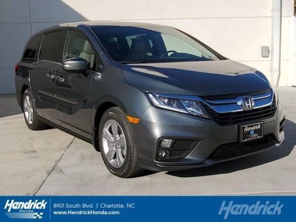 2020 Honda Odyssey in Charlotte, NC
