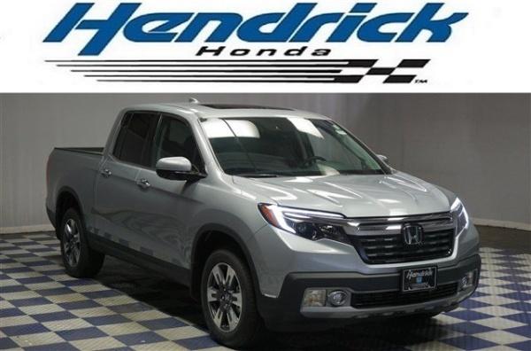 2019 Honda Ridgeline RTL-E