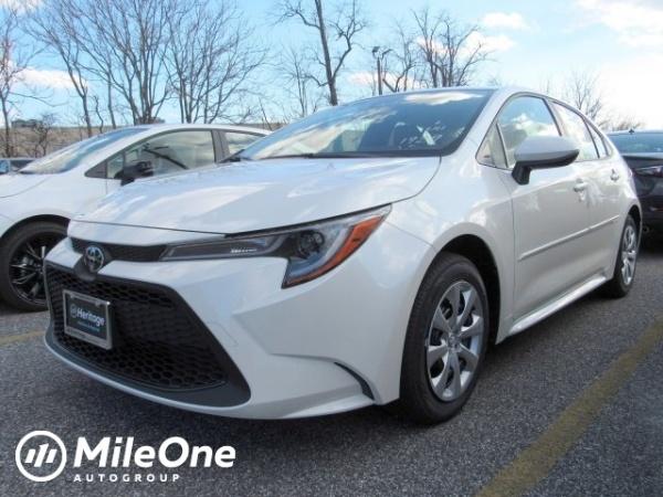 2020 Toyota Corolla in Baltimore, MD