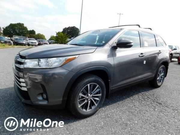 2019 Toyota Highlander in Baltimore, MD