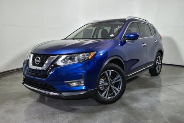 2017 Nissan Rogue in Las Vegas, NV