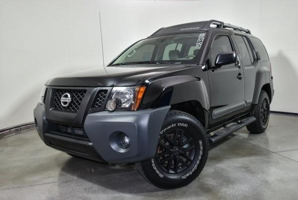 2015 Nissan Xterra in Las Vegas, NV