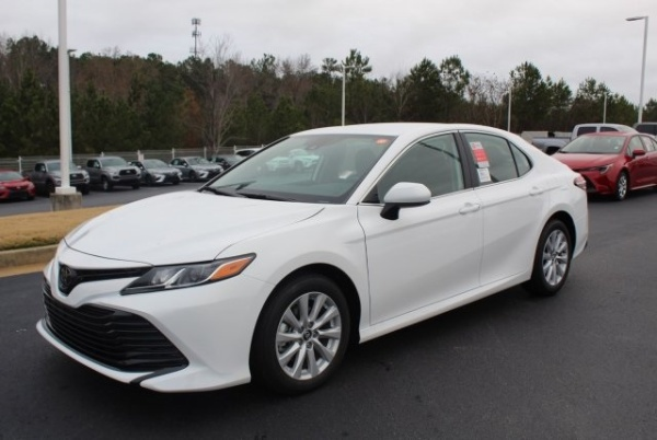 2020 Toyota Camry in Macon, GA